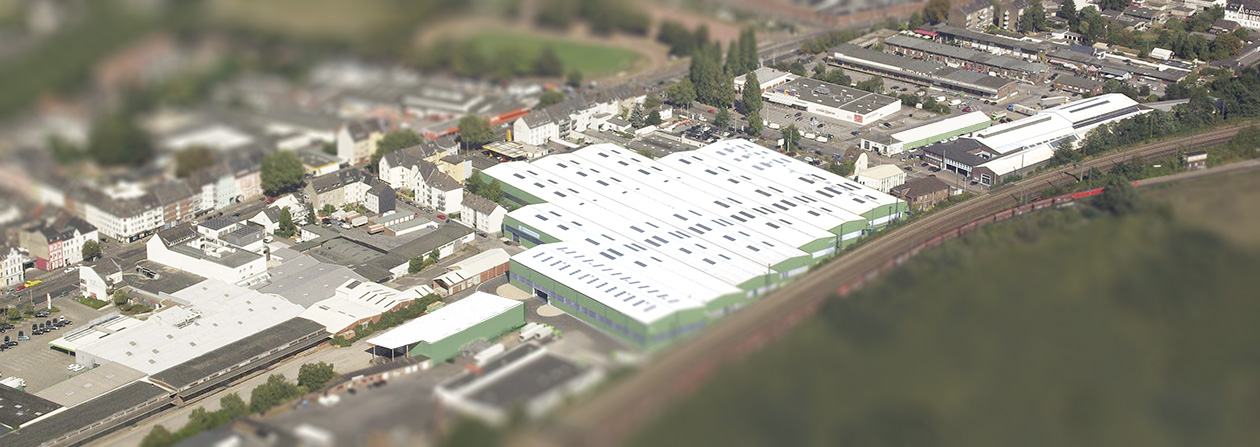 Luftaufnahme von Aschenbach & Voss GmbH